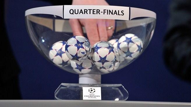Champions - Quartos de Final