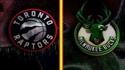 Bucks vs Raptors