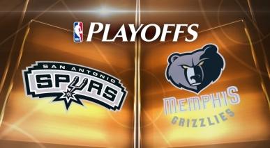 Spurs vs Grizzlies