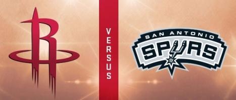 Spurs - Rockets
