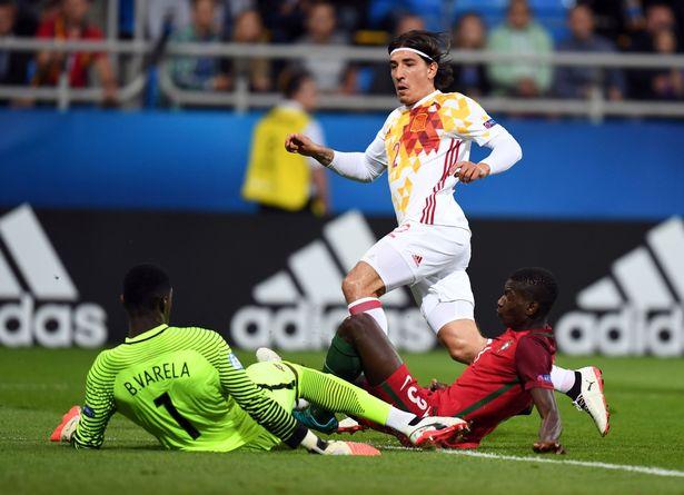Espanha 3-1 Portugal