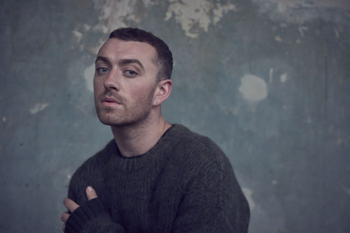NO REUSE Sam Smith Credit: Ruven Afanador
