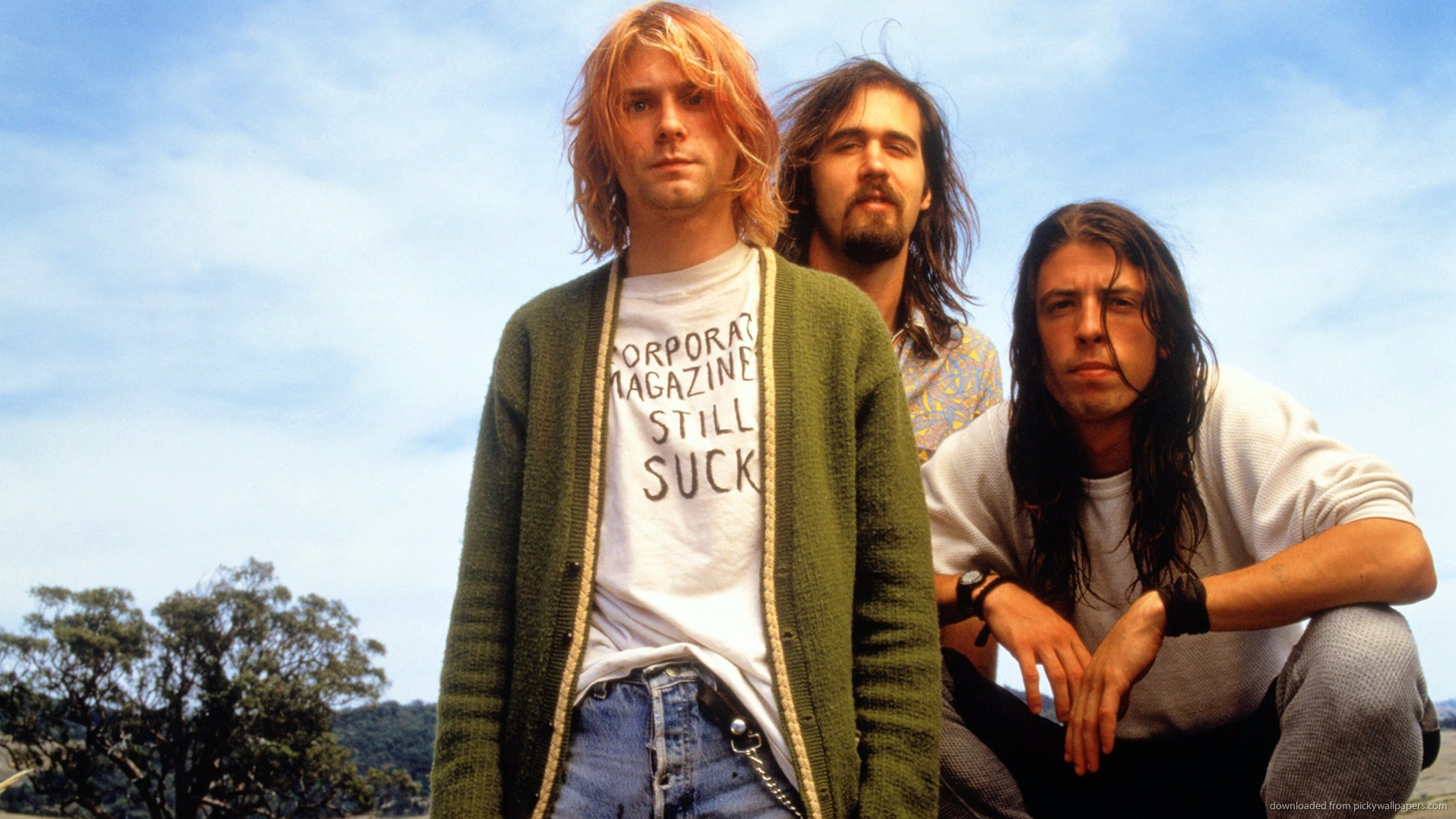 nirvana-outdoor-photoshoot | Antena 3 | RTP